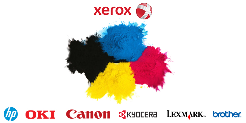 Cartucce toner Xerox per tutte le vostre stampanti