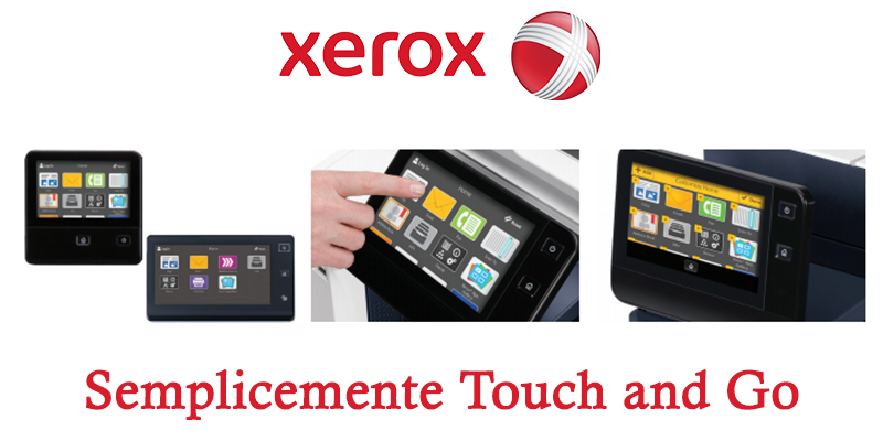 Xerox Touch and Go