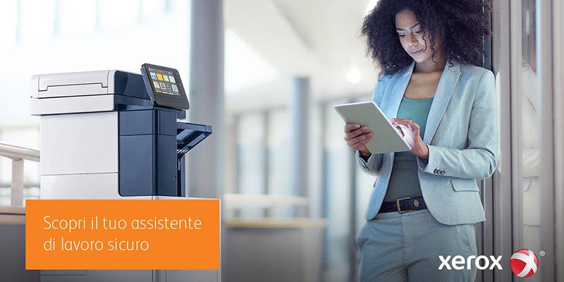 Abilita i servizi di nuova generazione con Xerox
