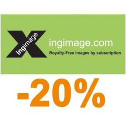 Abbonamento Ingimage + 50 video 12 MESI