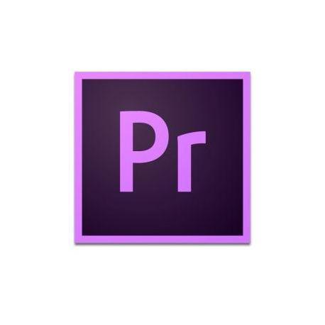 Adobe Premiere Pro CC completo - 12 MESI MAC/WIN multilingua