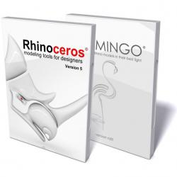 Rhinoceros 5 + Flamingo Commercial Bundle singolo utente