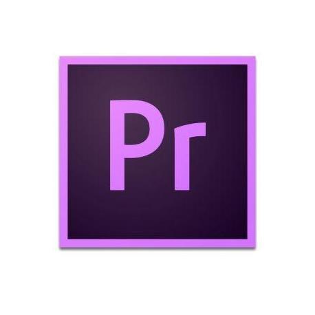Adobe Premiere Pro CC - Abbonamento 12 mesi - Device VIP EDU