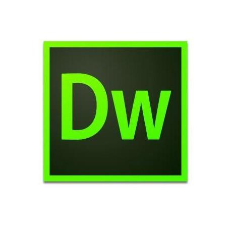 Adobe Dreamweaver CC - Abbonamento 12 mesi - Named VIP EDU