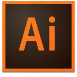Adobe Illustrator CC - Abbonamento 12 mesi - Named VIP EDU