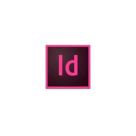 Adobe InDesign CC - Abbonamento 12 mesi - Device VIP EDU