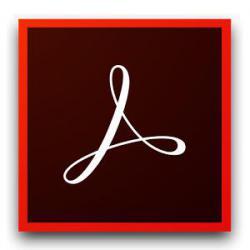 Adobe Acrobat Standard 2017 WIN Italiano Upgrade License TLP COM 1 User 1+