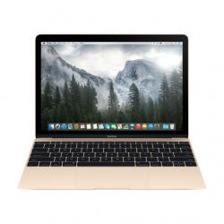 "Apple MacBook 12"" Retina Core m3 1,2 GHz/8GB/SSD 256GB - Oro"