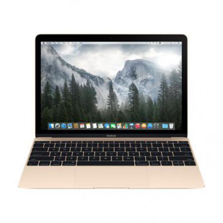 "Apple MacBook 12"" Retina Core m3 1,2 GHz/8GB/SSD 256GB - Oro"