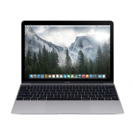 "Apple MacBook 12"" Retina Core m3 1,2 GHz/8GB/SSD 256GB - Grigio siderale"