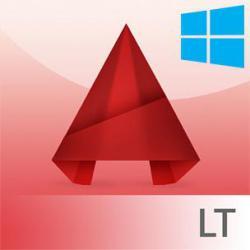 Autodesk AutoCAD LT 2018 per Win - Abbonamento 3 mesi con Supporto Avanzato