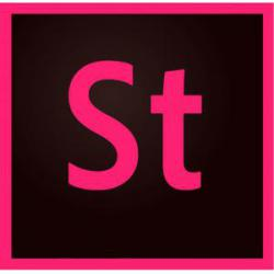 Adobe Stock Medium per clienti Adobe CCT - Abbonamento 12 mesi