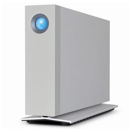 LaCie 6TB d2 Thunderbolt 3 & USB 3.1 Type C [Classe ENTERPRISE]