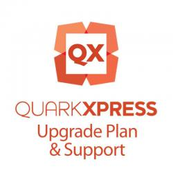 QuarkXPress Upgrade Plan & Support 12 mesi