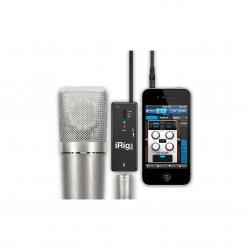 IK Multimedia iRig Pre interfaccia microfono XLR per iPhone/iPod/iPad/Android