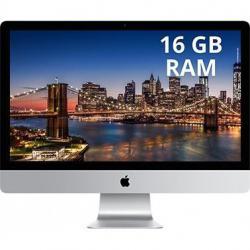 """Apple iMac 27"""" Retina 5K Core i5 3,3 GHz Personalizzato con 16GB RAM - Late 2015"""