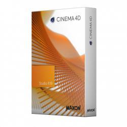 Cinema 4D Studio R19 Upgrade da C4D Broadcast R16
