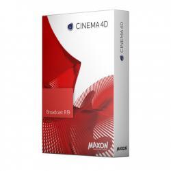 Cinema 4D Broadcast R19 Upgrade da C4D Broadcast R16