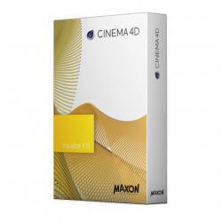 Cinema 4D Visualize R19 Upgrade da C4D Prime R16