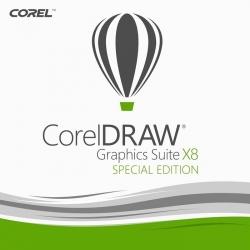 CorelDRAW Graphics Suite X8 Special Edition
