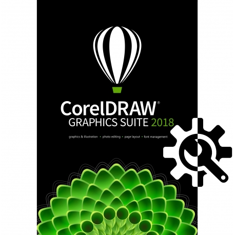 CorelDRAW Graphics Suite 2018 Box IT Completo