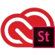Adobe Creative Cloud for teams + Adobe Stock Small