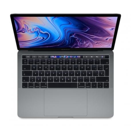 "Apple MacBook Pro 13"" Touch Bar, Quad-Core i5 2.4Ghz, 256GB, Grigio siderale"