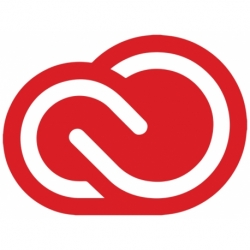 Adobe Creative Cloud for teams abbonamento 12 mesi EDU K-12 Site nominative (min. 500 licenze)