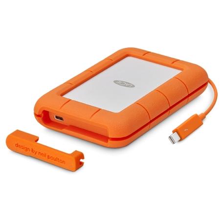 LaCie 2TB Rugged Thunderbolt & USB-C
