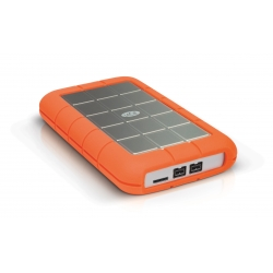LaCie Rugged Triple USB 3.0, 2TB