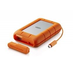 LaCie Rugged RAID 4TB (2x2TB)