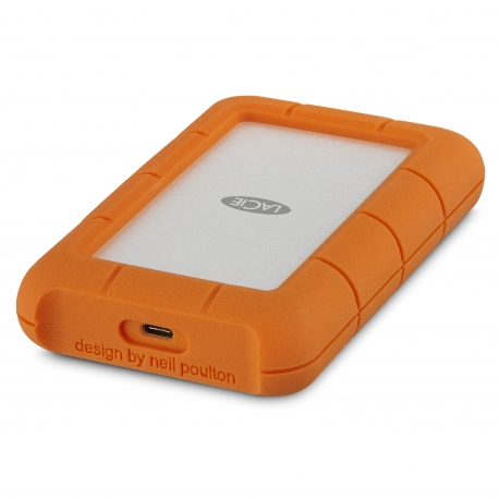 LaCie Rugged USB 3.1 TYPE C
