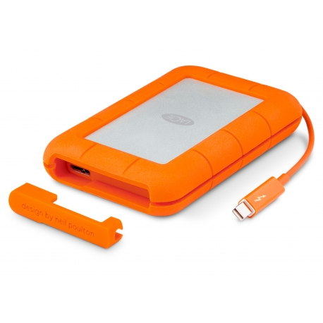 LaCie Rugged Thunderbolt & USB 3.0