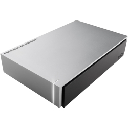 LaCie 4TB Porsche Design 3.5 USB 3.0 light-grey