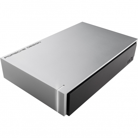 LaCie 6TB PORSCHE DESIGN 3.5 USB 3.0 LIGHT-GREY [FINE SERIE]