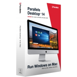 Parallels Desktop 14 EDUCATIONAL per Mac Italiano abbonamento 12 mesi
