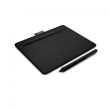 Wacom Intuos Small Bluetooth Nero - Tavoletta con Penna