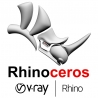 PROMO Rhinoceros 6 + Vray Commercial Win FULL - Versione Elettronica