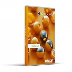 Cinema 4D Studio R20 Upgrade da C4D Studio R18