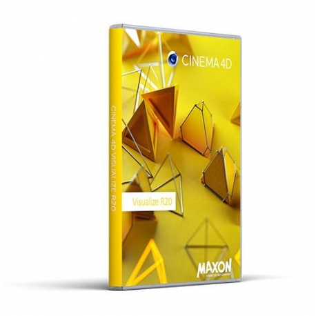 Cinema 4D Visualize R20