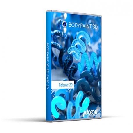 BodyPaint 3D R20