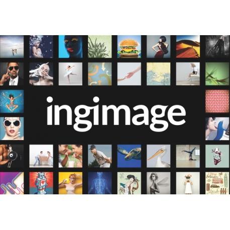 Abbonamento Ingimage 6 mesi con 500 download di immagini al mese