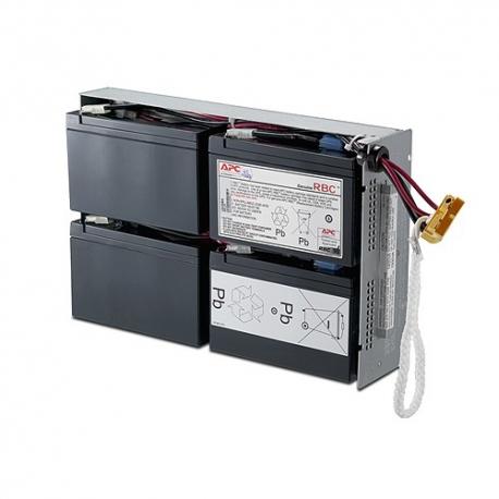 APC Cartuccia batteria di ricambio n. 24