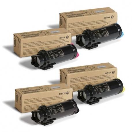 Kit Toner Completo Altissima Capacità per Xerox Phaser 6510 / WorkCentre 6515