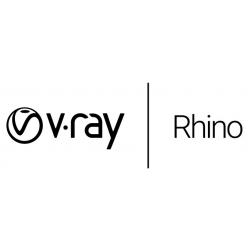 V-Ray Next per Rhino Workstation EDU in abbonamento 1 anno (per solo docenti)