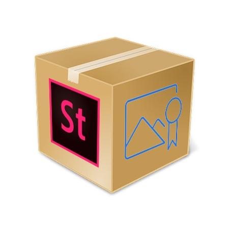 Adobe Stock - Pacchetto da 5 crediti utilizzabile entro 12 mesi