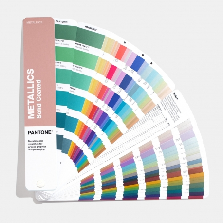 Pantone Metallics Coated