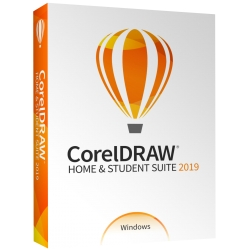 CorelDRAW Home & Student Suite 2019 Box IT/ES/BR