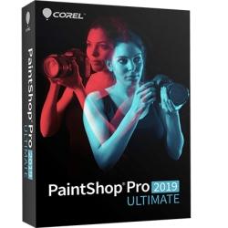 Corel PaintShop Pro 2018 Ultimate Mini-Box (MULTILINGUA)