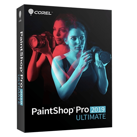 Corel PaintShop Pro 2018 Ultimate Mini-Box (MULTILINGUA)